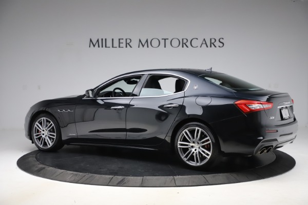 New 2020 Maserati Ghibli S Q4 GranSport for sale $70,331 at McLaren Greenwich in Greenwich CT 06830 4