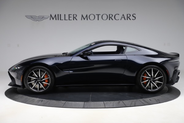 New 2020 Aston Martin Vantage Coupe for sale $195,681 at McLaren Greenwich in Greenwich CT 06830 2