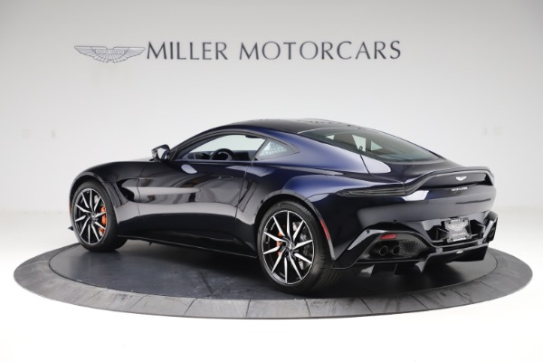 New 2020 Aston Martin Vantage Coupe for sale $195,681 at McLaren Greenwich in Greenwich CT 06830 3