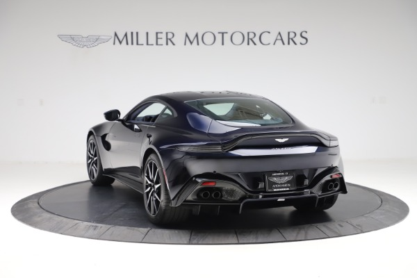 New 2020 Aston Martin Vantage Coupe for sale $195,681 at McLaren Greenwich in Greenwich CT 06830 4