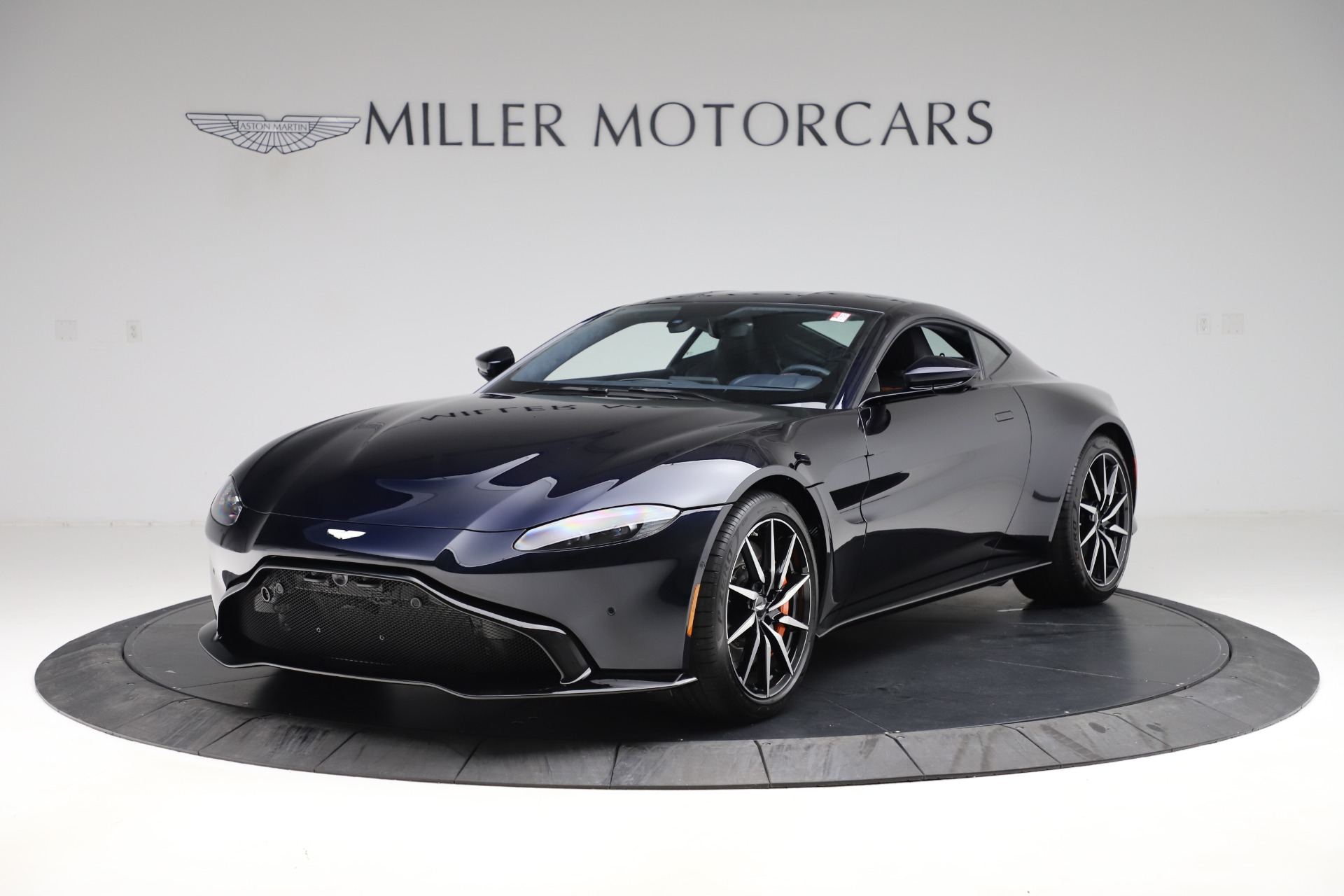 New 2020 Aston Martin Vantage Coupe for sale $195,681 at McLaren Greenwich in Greenwich CT 06830 1