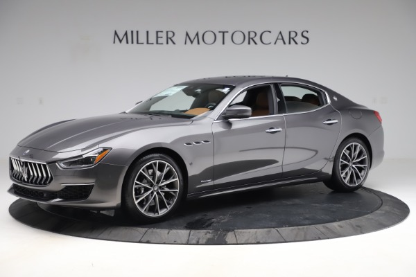 New 2019 Maserati Ghibli S Q4 GranLusso for sale $98,095 at McLaren Greenwich in Greenwich CT 06830 2