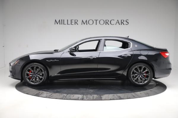 New 2019 Maserati Ghibli S Q4 GranSport for sale $99,905 at McLaren Greenwich in Greenwich CT 06830 3
