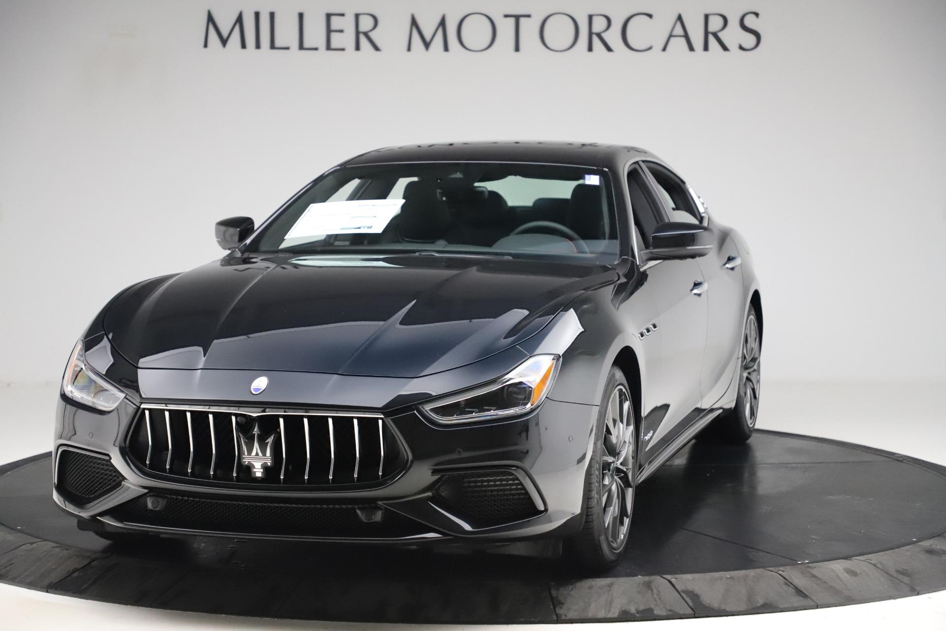 New 2019 Maserati Ghibli S Q4 GranSport for sale $99,905 at McLaren Greenwich in Greenwich CT 06830 1