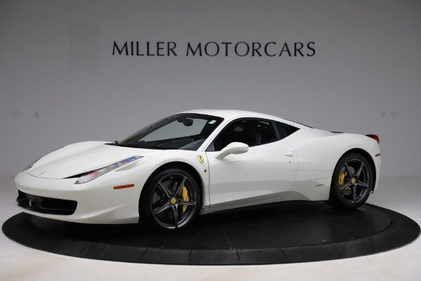 Used 2013 Ferrari 458 Italia for sale $186,900 at McLaren Greenwich in Greenwich CT 06830 2