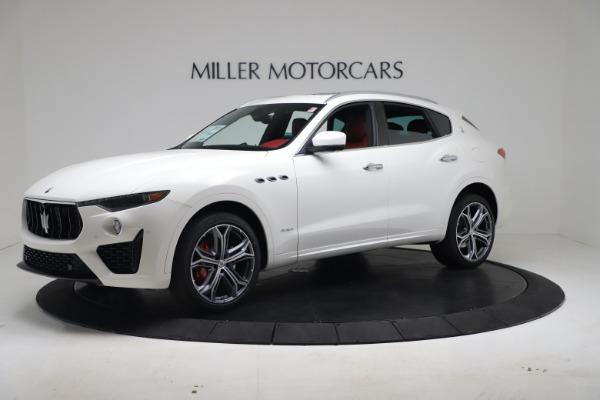 New 2020 Maserati Levante S Q4 GranSport for sale $101,085 at McLaren Greenwich in Greenwich CT 06830 2