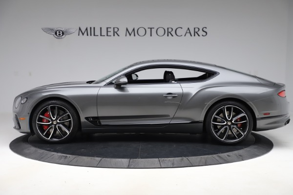New 2020 Bentley Continental GT W12 for sale Call for price at McLaren Greenwich in Greenwich CT 06830 3
