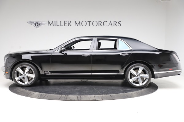 Used 2016 Bentley Mulsanne Speed for sale $159,900 at McLaren Greenwich in Greenwich CT 06830 2