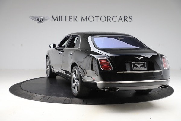 Used 2016 Bentley Mulsanne Speed for sale $159,900 at McLaren Greenwich in Greenwich CT 06830 4