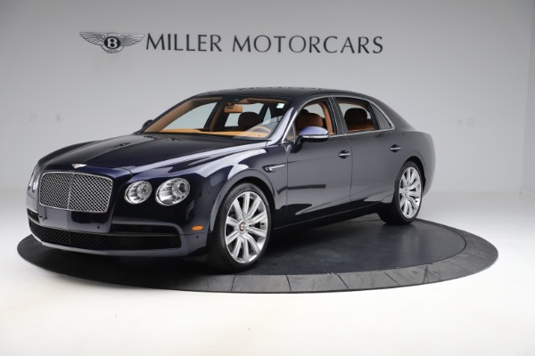 Used 2016 Bentley Flying Spur V8 for sale $114,900 at McLaren Greenwich in Greenwich CT 06830 2
