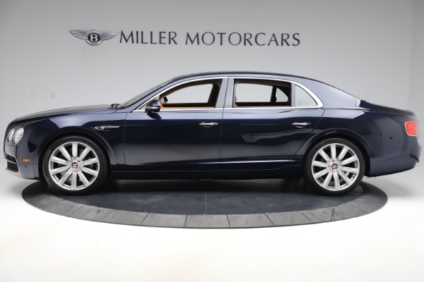 Used 2016 Bentley Flying Spur V8 for sale $114,900 at McLaren Greenwich in Greenwich CT 06830 3