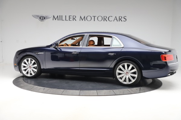 Used 2016 Bentley Flying Spur V8 for sale $114,900 at McLaren Greenwich in Greenwich CT 06830 4