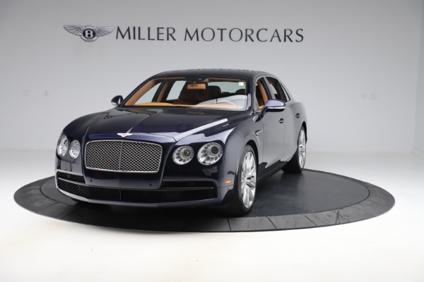 Used 2016 Bentley Flying Spur V8 for sale $114,900 at McLaren Greenwich in Greenwich CT 06830 1