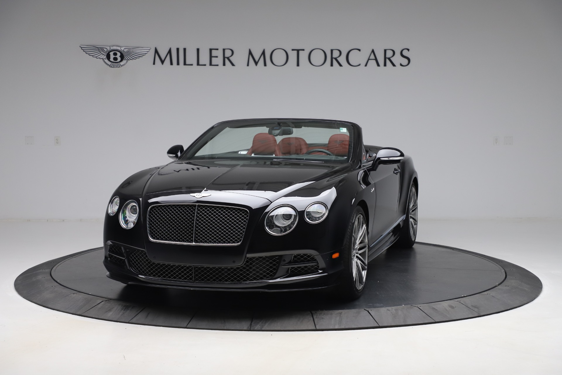 Used 2015 Bentley Continental GTC Speed for sale $138,900 at McLaren Greenwich in Greenwich CT 06830 1