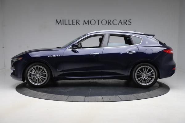New 2020 Maserati Levante S Q4 GranLusso for sale $83,659 at McLaren Greenwich in Greenwich CT 06830 3