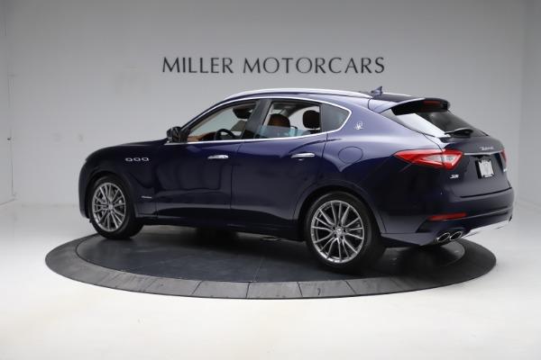 New 2020 Maserati Levante S Q4 GranLusso for sale $83,659 at McLaren Greenwich in Greenwich CT 06830 4