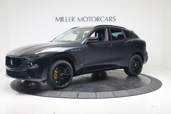 New 2020 Maserati Levante S Q4 GranSport for sale $106,585 at McLaren Greenwich in Greenwich CT 06830 2