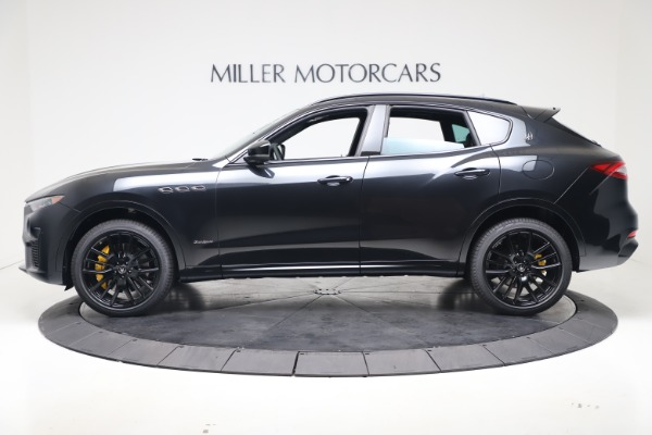 New 2020 Maserati Levante S Q4 GranSport for sale $106,585 at McLaren Greenwich in Greenwich CT 06830 3