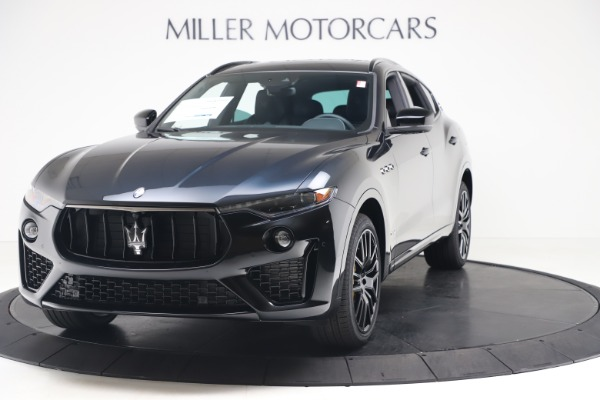 New 2020 Maserati Levante S Q4 GranSport for sale $106,585 at McLaren Greenwich in Greenwich CT 06830 1