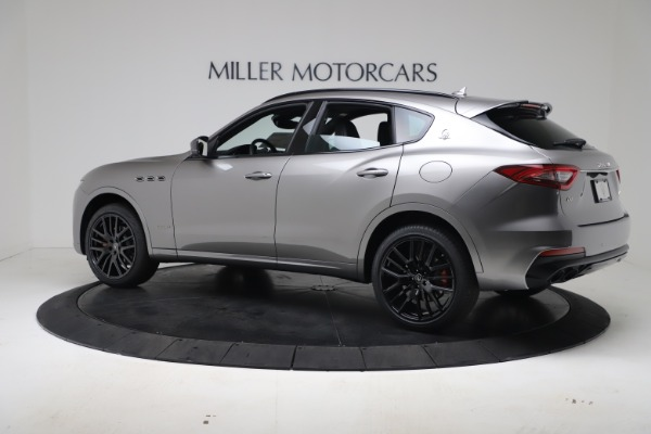 New 2020 Maserati Levante Q4 GranSport for sale Sold at McLaren Greenwich in Greenwich CT 06830 4