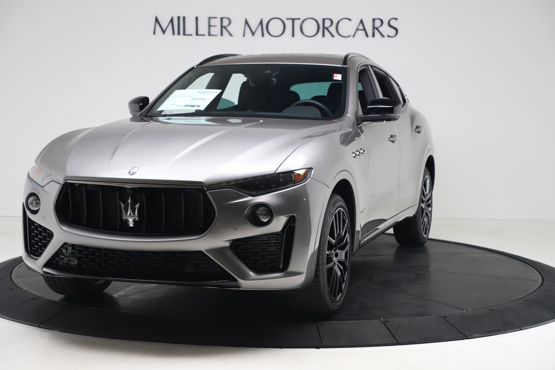 New 2020 Maserati Levante Q4 GranSport for sale Sold at McLaren Greenwich in Greenwich CT 06830 1