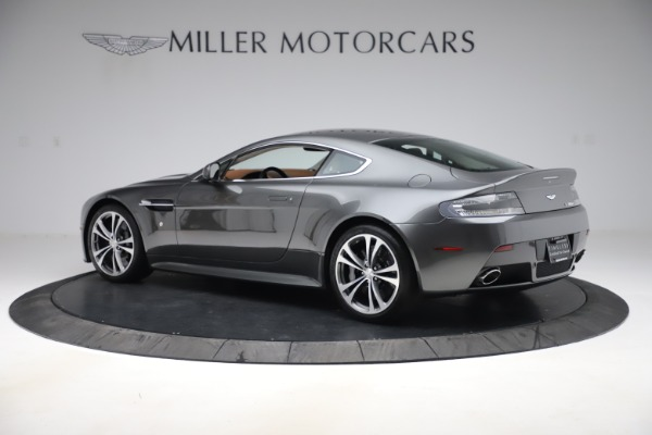 Used 2012 Aston Martin V12 Vantage Coupe for sale $115,900 at McLaren Greenwich in Greenwich CT 06830 3