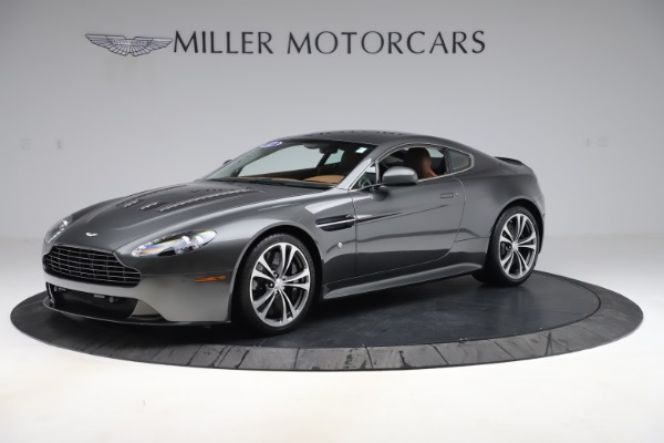 Used 2012 Aston Martin V12 Vantage Coupe for sale $115,900 at McLaren Greenwich in Greenwich CT 06830 1
