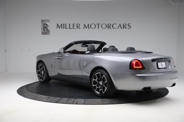 Used 2019 Rolls-Royce Dawn Black Badge for sale $359,900 at McLaren Greenwich in Greenwich CT 06830 4