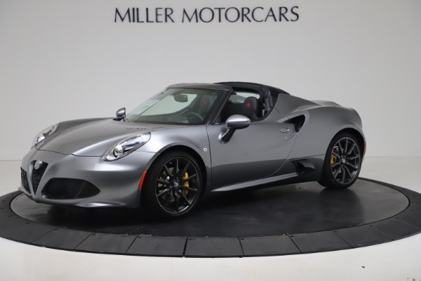 New 2020 Alfa Romeo 4C Spider for sale Sold at McLaren Greenwich in Greenwich CT 06830 2