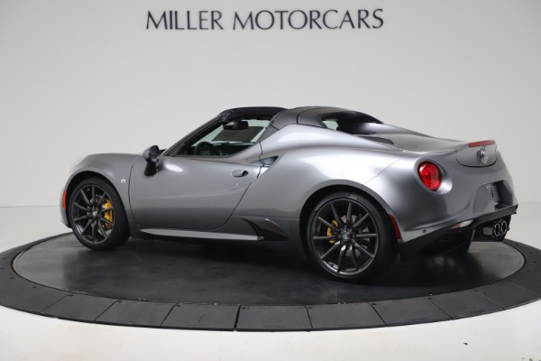 New 2020 Alfa Romeo 4C Spider for sale Sold at McLaren Greenwich in Greenwich CT 06830 4