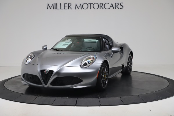 New 2020 Alfa Romeo 4C Spider for sale Sold at McLaren Greenwich in Greenwich CT 06830 1
