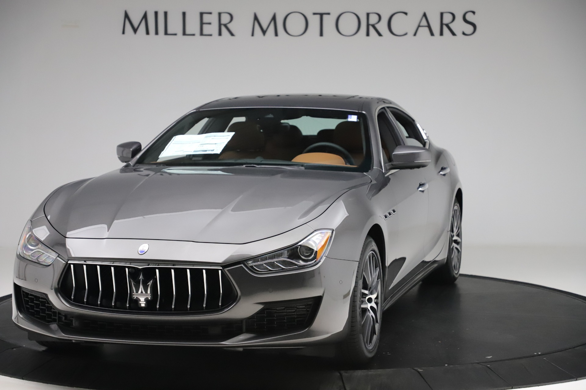 New 2020 Maserati Ghibli S Q4 for sale Sold at McLaren Greenwich in Greenwich CT 06830 1
