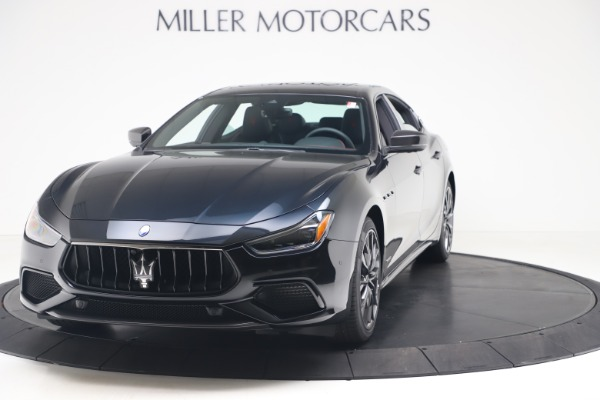 New 2020 Maserati Ghibli S Q4 GranSport for sale $95,785 at McLaren Greenwich in Greenwich CT 06830 1