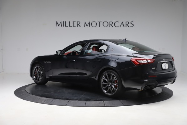 New 2020 Maserati Ghibli S Q4 GranSport for sale $94,785 at McLaren Greenwich in Greenwich CT 06830 4