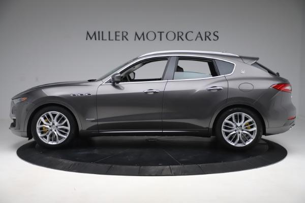 New 2020 Maserati Levante Q4 GranLusso for sale $87,885 at McLaren Greenwich in Greenwich CT 06830 3