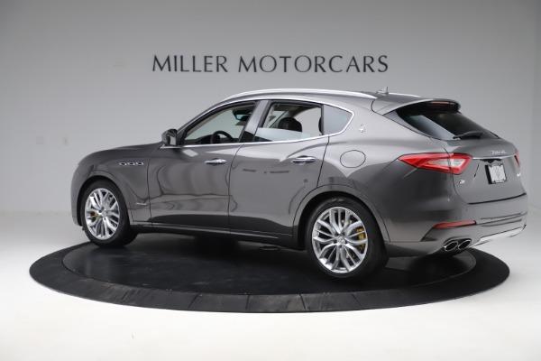 New 2020 Maserati Levante Q4 GranLusso for sale $87,885 at McLaren Greenwich in Greenwich CT 06830 4