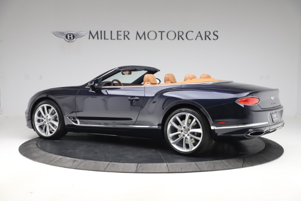 New 2020 Bentley Continental GTC W12 for sale $292,575 at McLaren Greenwich in Greenwich CT 06830 4