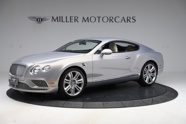 New 2016 Bentley Continental GT W12 for sale $128,900 at McLaren Greenwich in Greenwich CT 06830 2