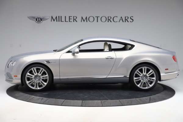New 2016 Bentley Continental GT W12 for sale $128,900 at McLaren Greenwich in Greenwich CT 06830 3
