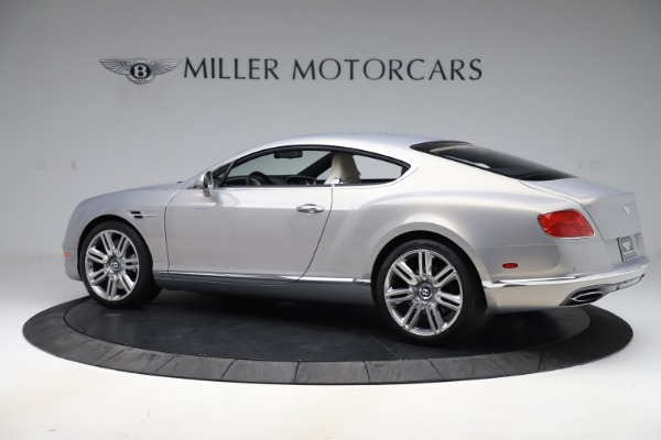 New 2016 Bentley Continental GT W12 for sale $128,900 at McLaren Greenwich in Greenwich CT 06830 4