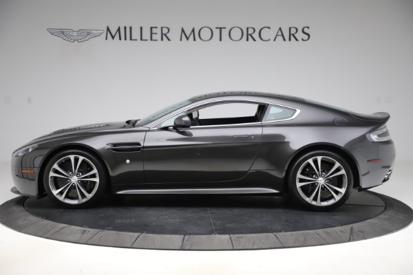 Used 2012 Aston Martin V12 Vantage Coupe for sale $115,900 at McLaren Greenwich in Greenwich CT 06830 2