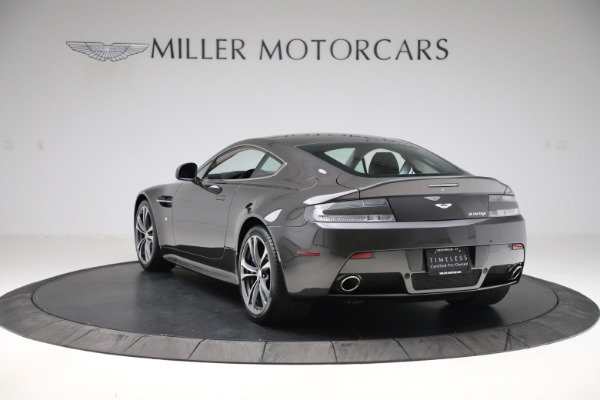 Used 2012 Aston Martin V12 Vantage Coupe for sale $115,900 at McLaren Greenwich in Greenwich CT 06830 4