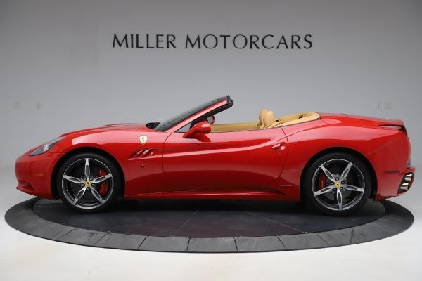 Used 2014 Ferrari California 30 for sale $127,900 at McLaren Greenwich in Greenwich CT 06830 3