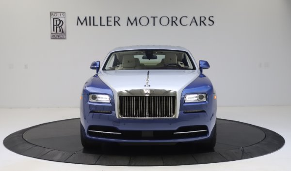 Used 2015 Rolls-Royce Wraith for sale $169,900 at McLaren Greenwich in Greenwich CT 06830 2