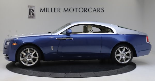 Used 2015 Rolls-Royce Wraith for sale $169,900 at McLaren Greenwich in Greenwich CT 06830 3