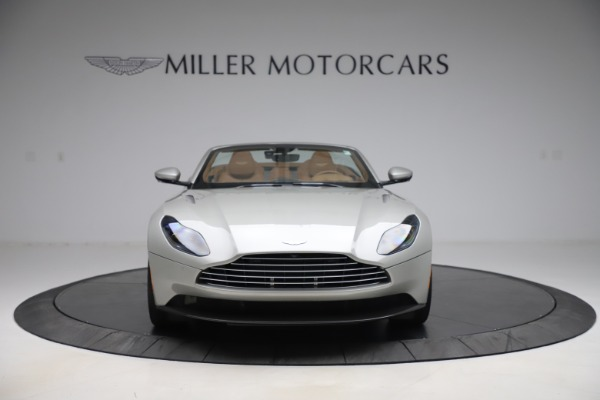 Used 2020 Aston Martin DB11 Volante Convertible for sale Sold at McLaren Greenwich in Greenwich CT 06830 2