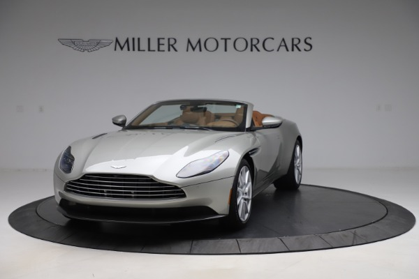 Used 2020 Aston Martin DB11 Volante Convertible for sale $239,900 at McLaren Greenwich in Greenwich CT 06830 3