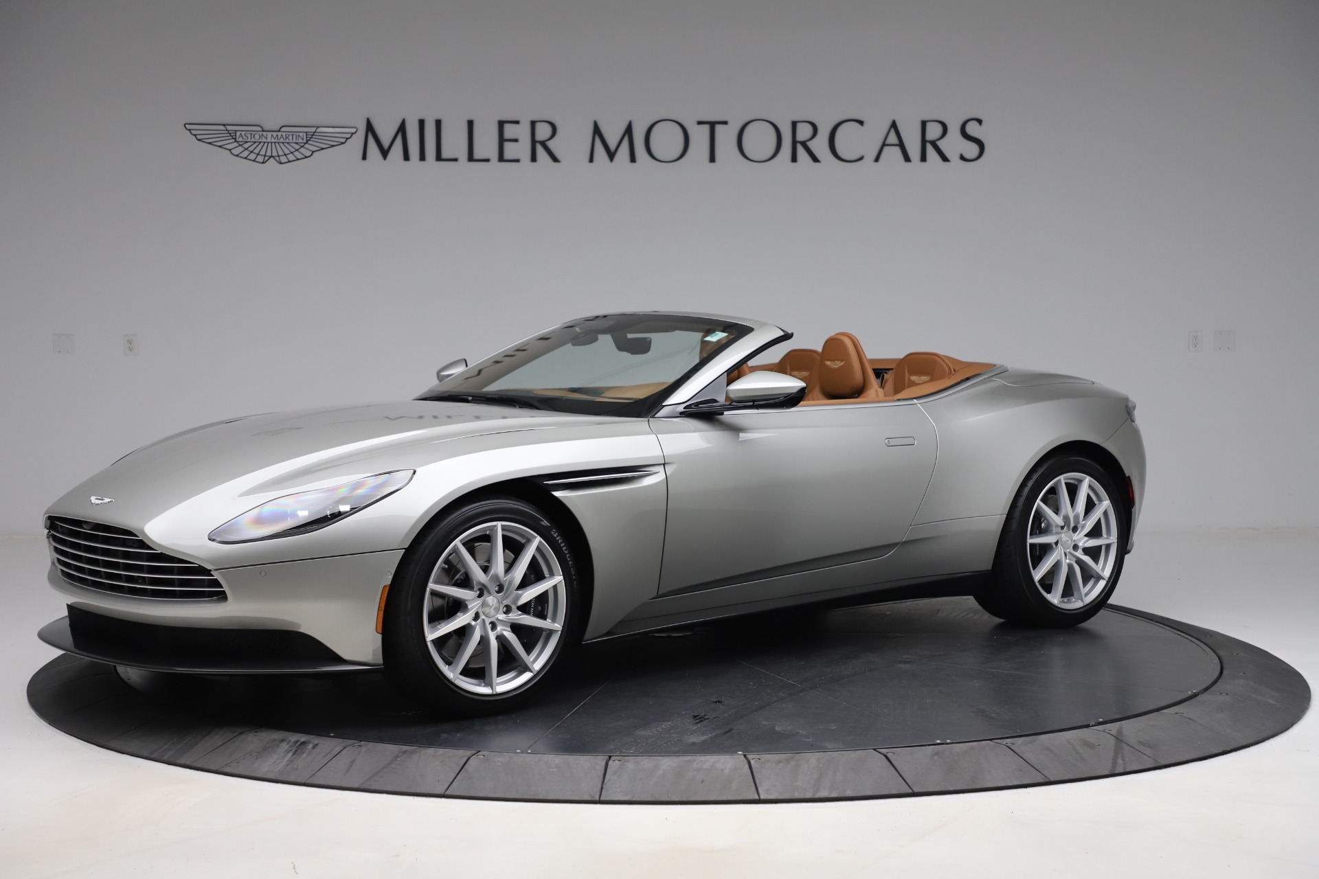 Used 2020 Aston Martin DB11 Volante Convertible for sale Sold at McLaren Greenwich in Greenwich CT 06830 1