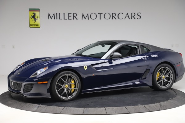 Used 2011 Ferrari 599 GTO for sale $565,900 at McLaren Greenwich in Greenwich CT 06830 2