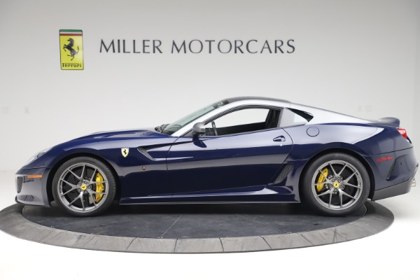 Used 2011 Ferrari 599 GTO for sale $565,900 at McLaren Greenwich in Greenwich CT 06830 3